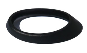 Roof Mounted Antenna Base Gasket - Click Image to Close