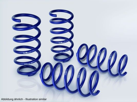 H&R MK6 GTI 25-30mm Lowering Sport Performance Spring Kit