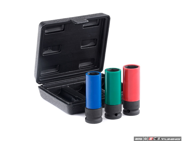 Protecta Socket Kit - 3 Pieces